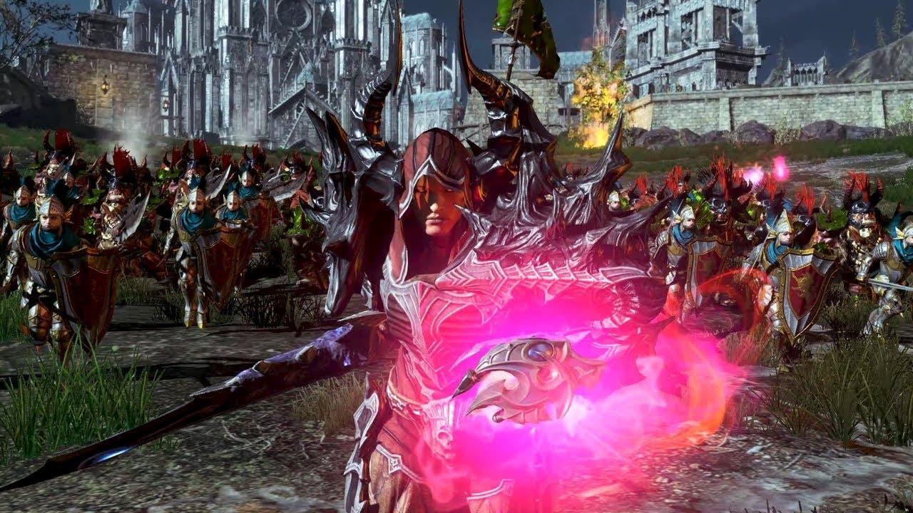 kingdom under fire 2 gameplay tr