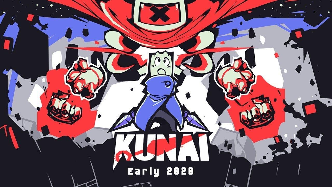 kunai the techroidvania comes to