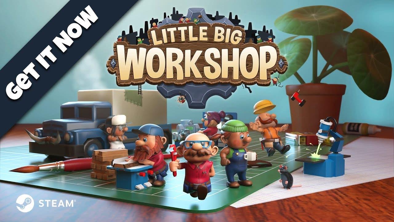 little big workshop opens shop o