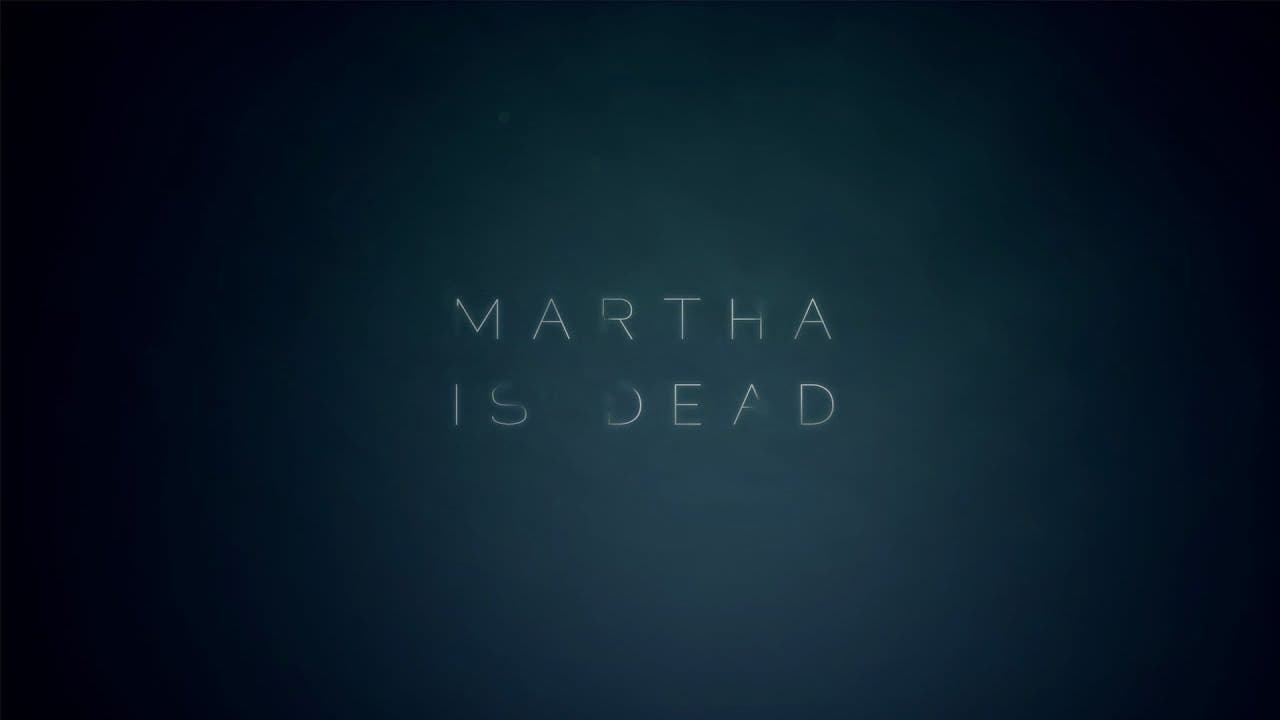martha is dead from the town of