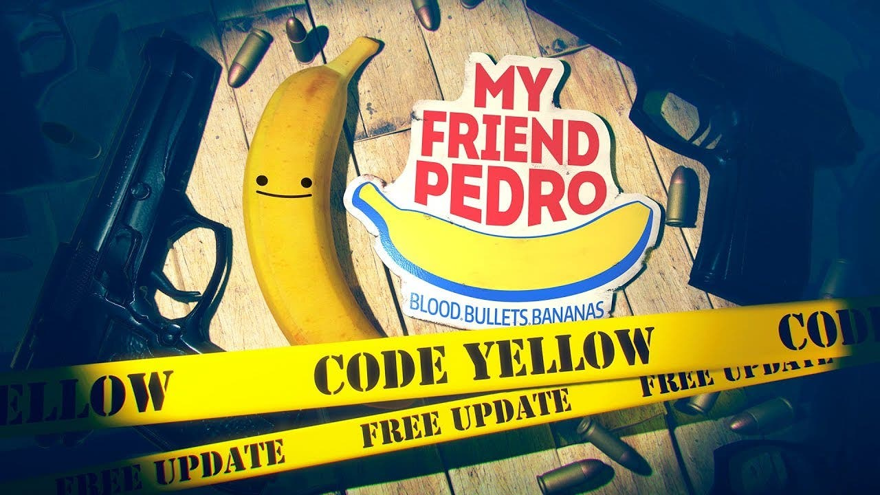 my friend pedros code yellow upd