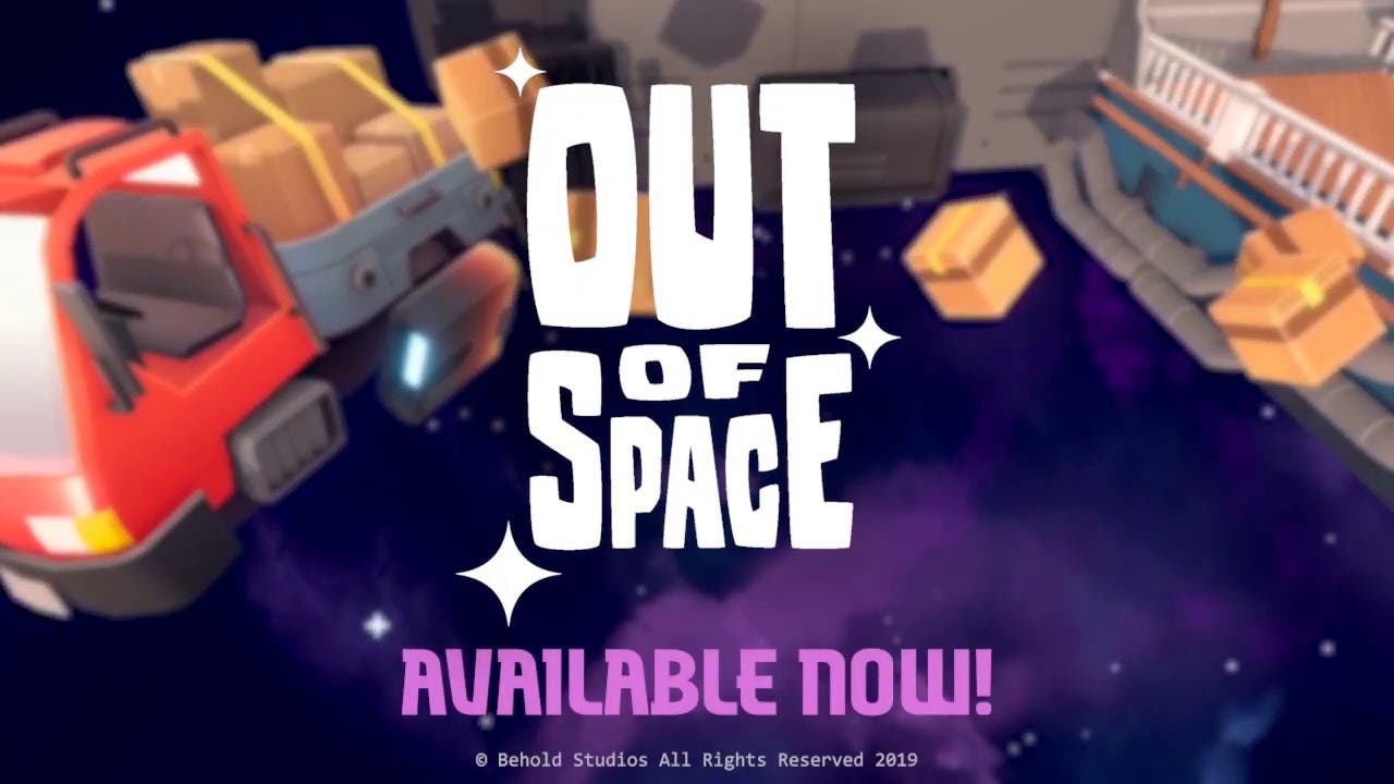 out of space gets new trailer wh