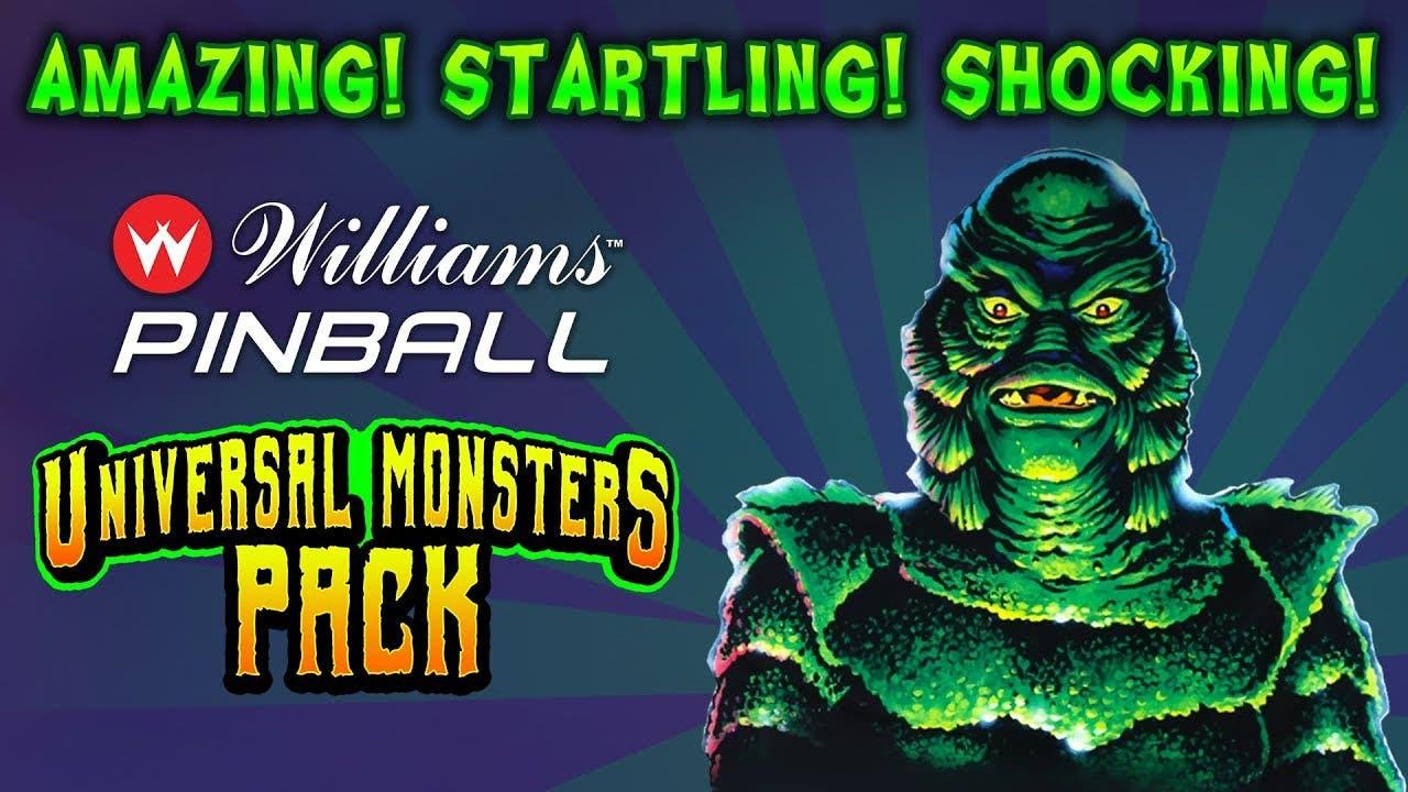 pinball fx3 and williams pinball