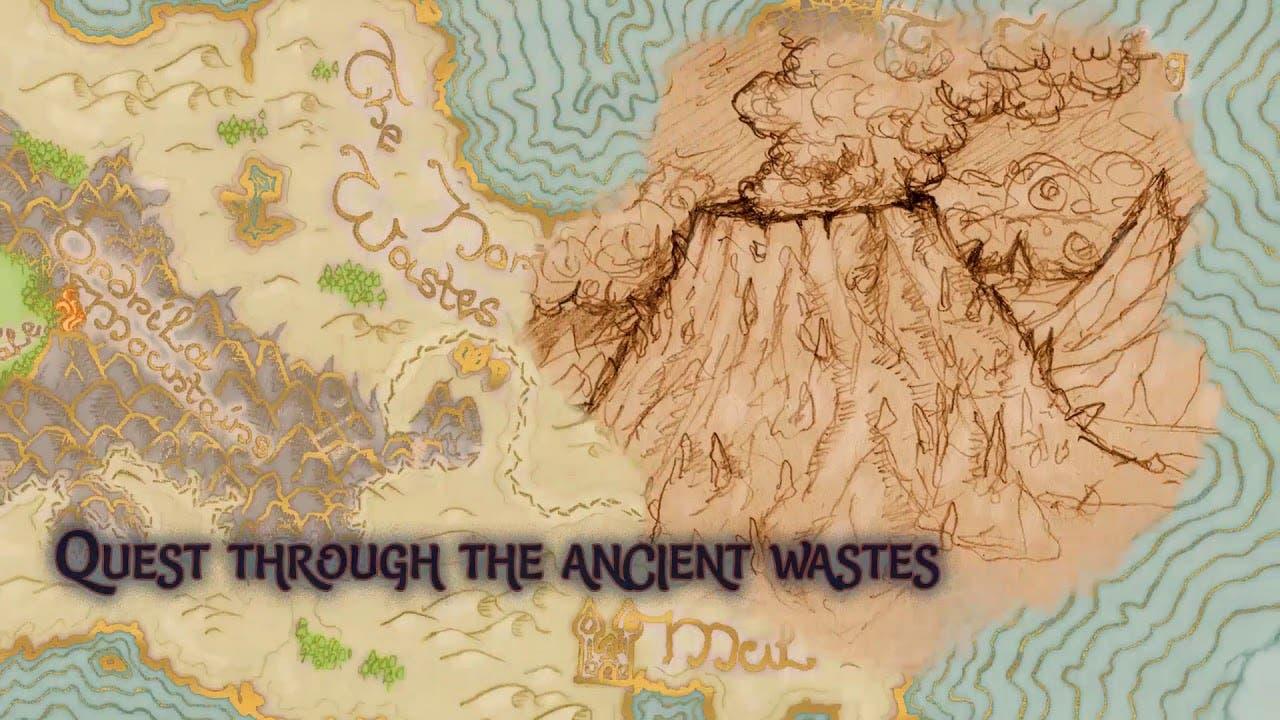 tales of majeyal receives a mass