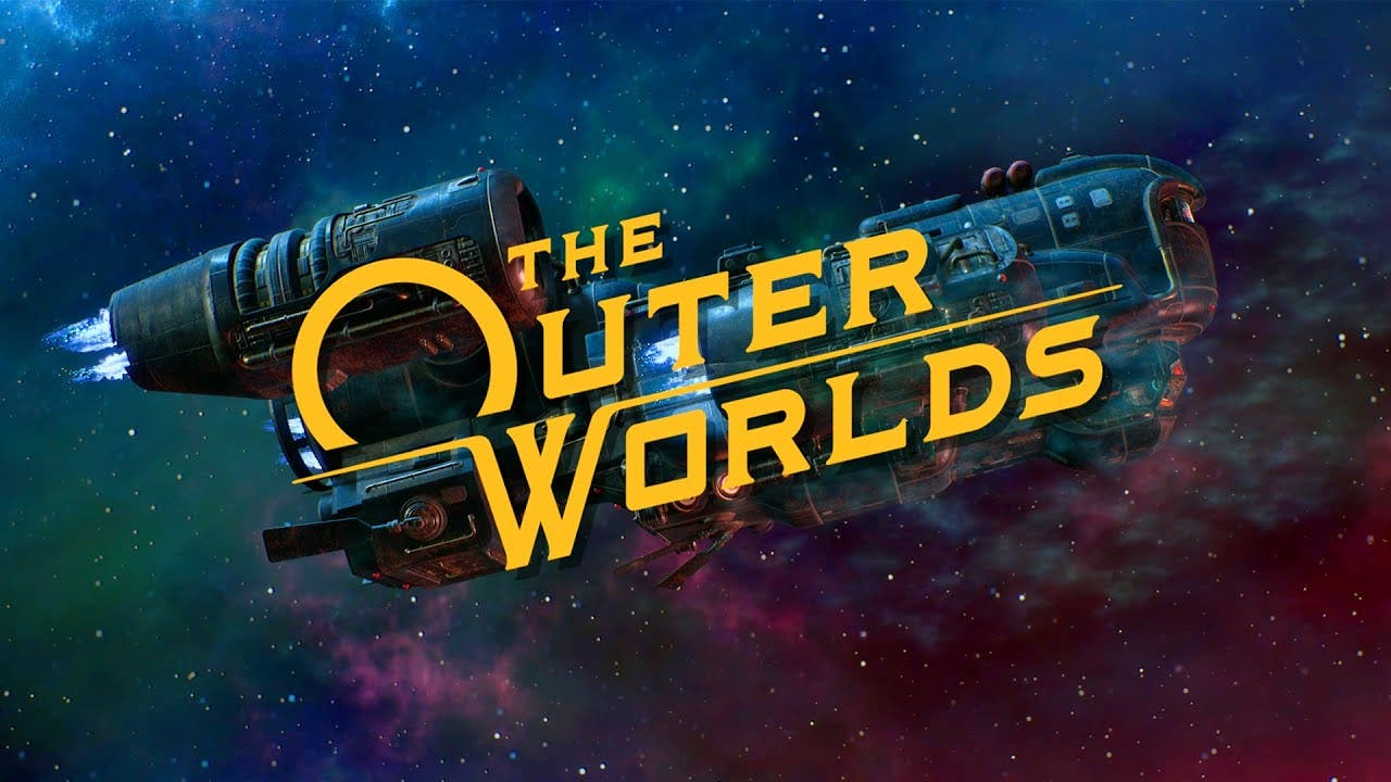 the outer worlds launch trailer