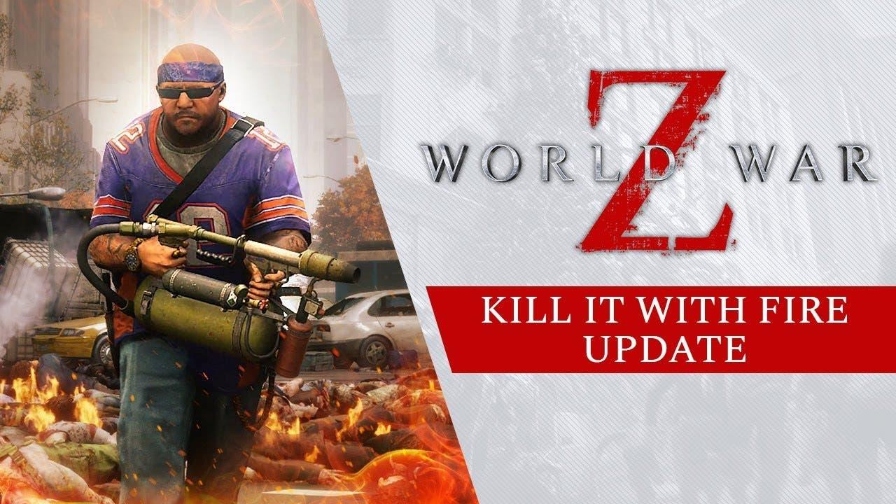 world war z season 2 begins with