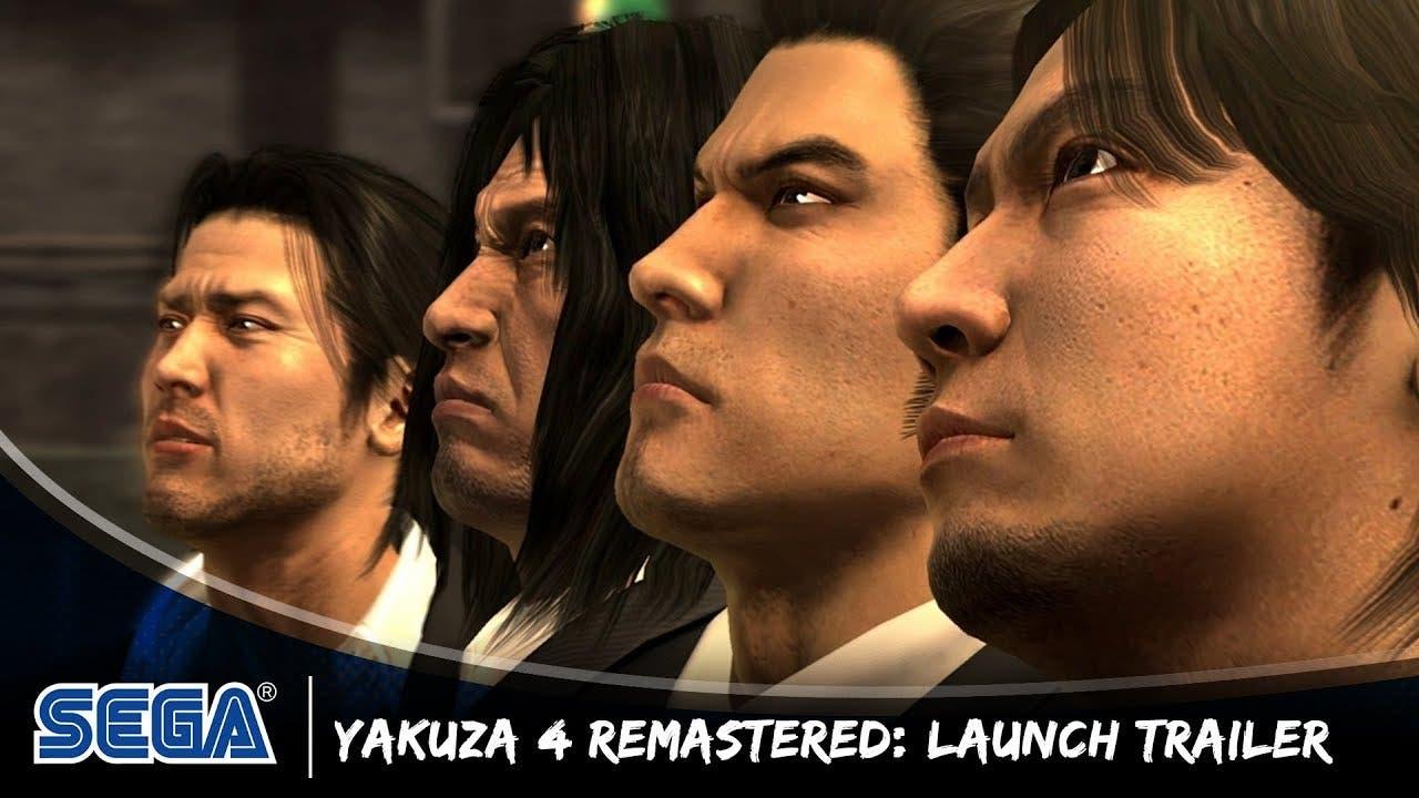 yakuza 4 remastered available no