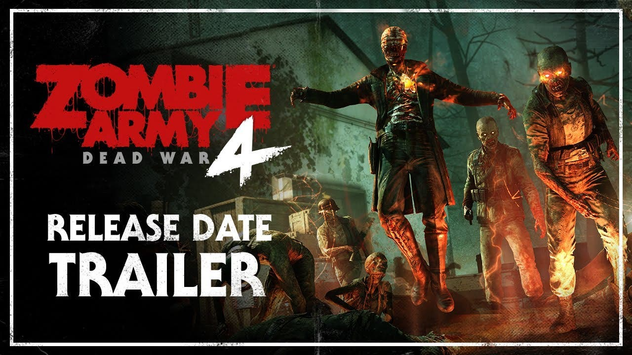 zombie army 4 dead war gets a re