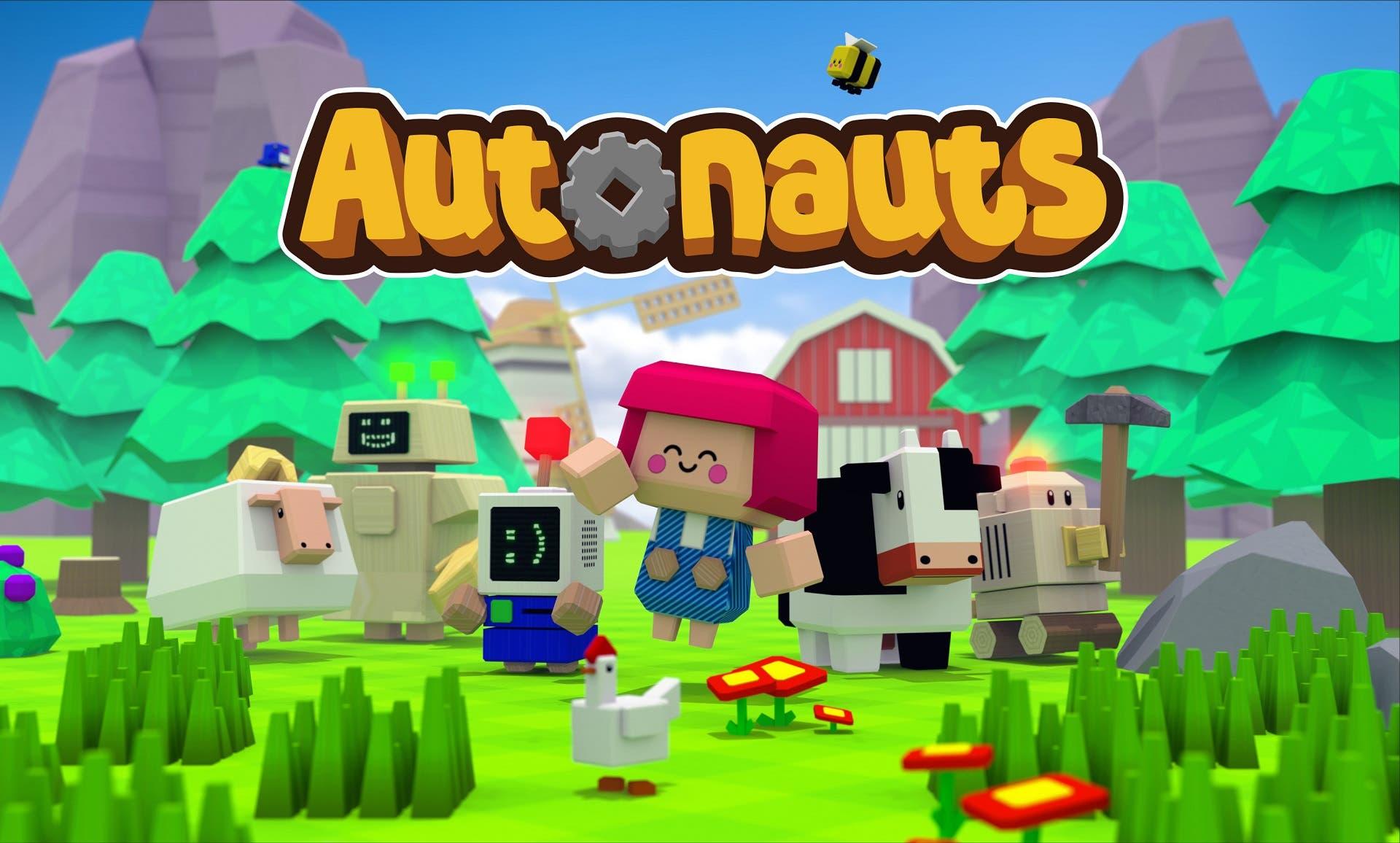 Autonauts review featured