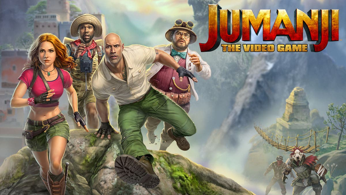 JUMANITheVideoGame review featured