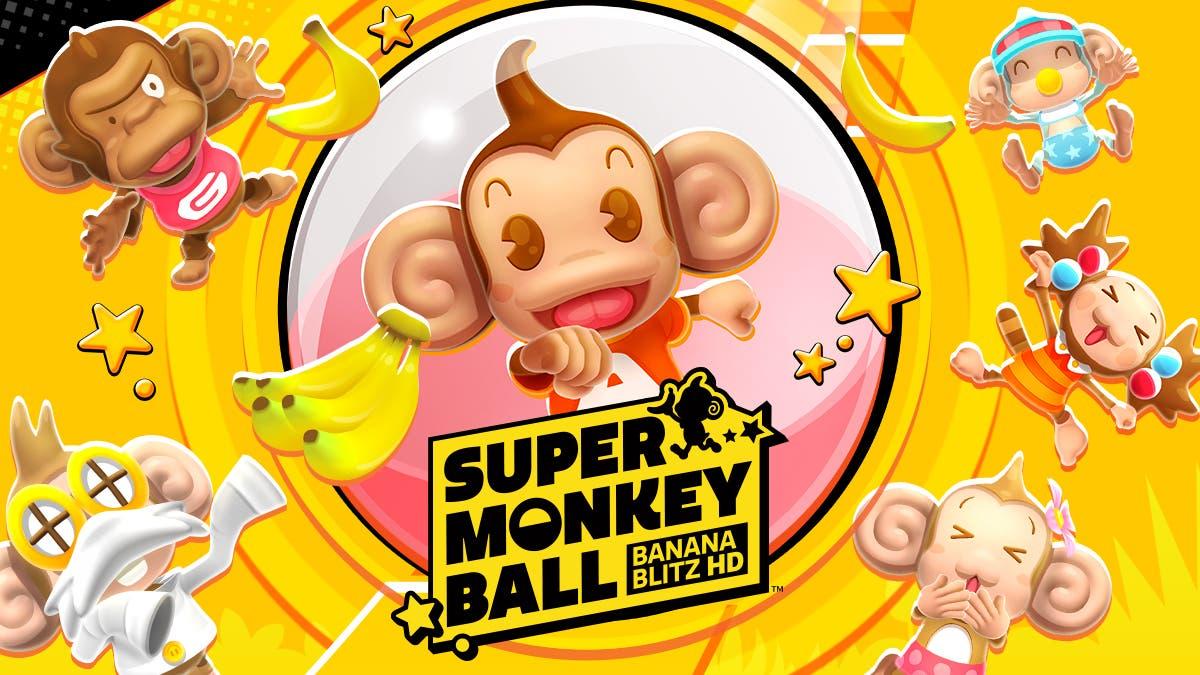 SuperMonkey BallBananaBlitzHD review featured