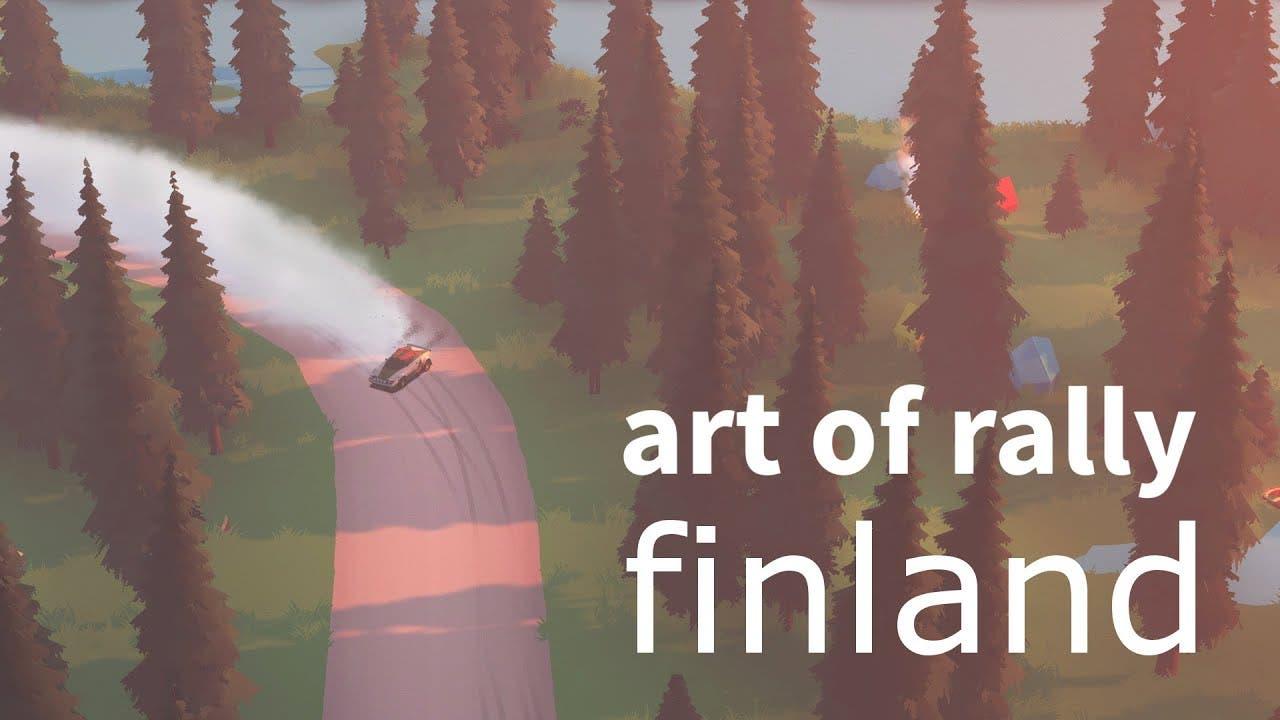 art of rally gameplay trailer sh