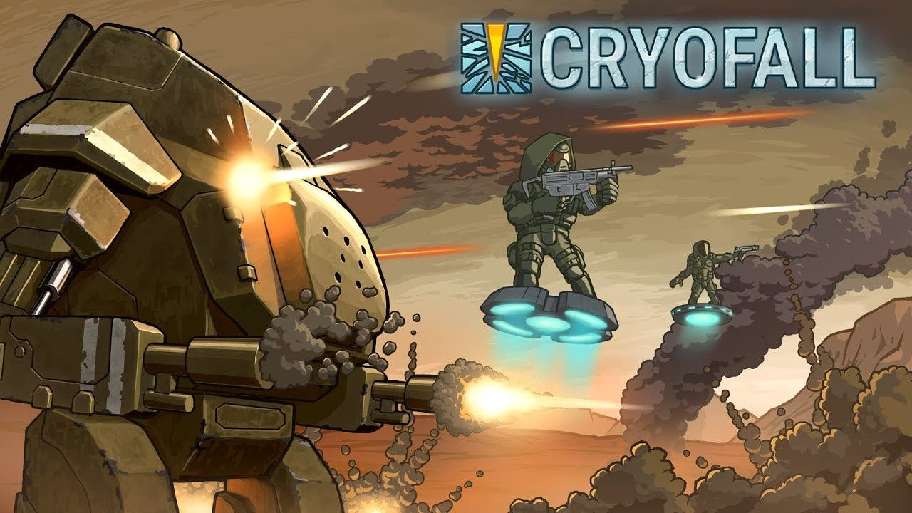 cryofall adds hoverboards and me