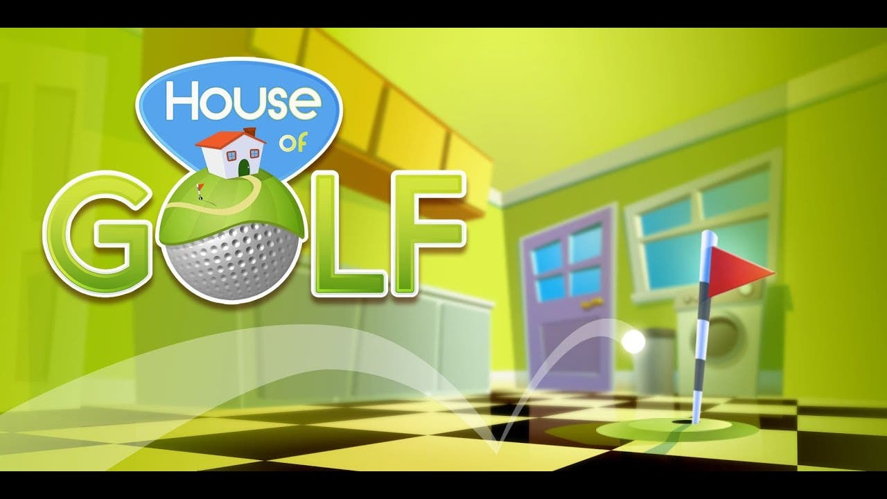 house of golf is coming exclusiv
