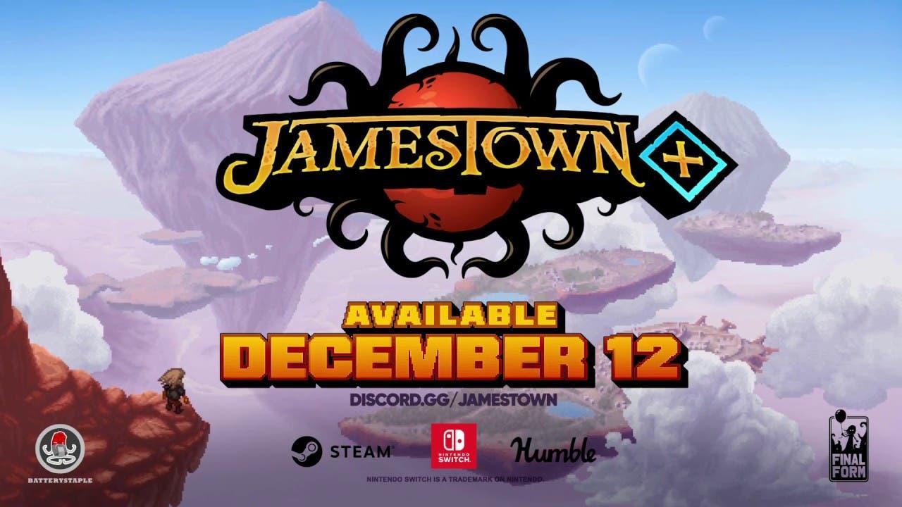 jamestown brings the bullet heav