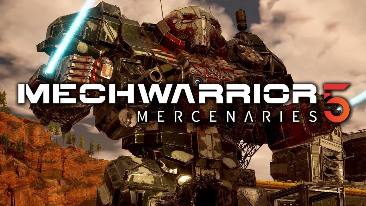 mechwarrior 5 mercenaries overvi