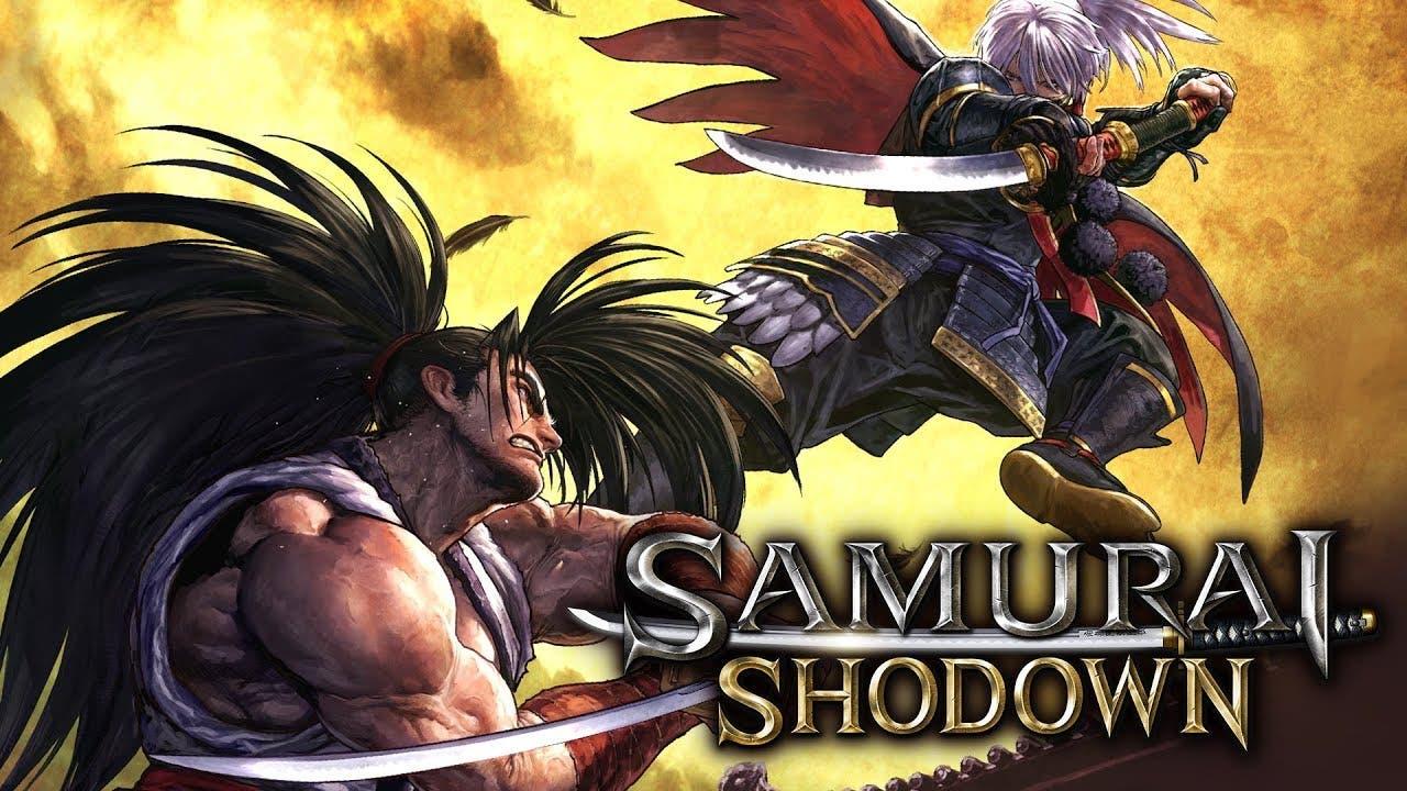 samurai shodown battles it out o