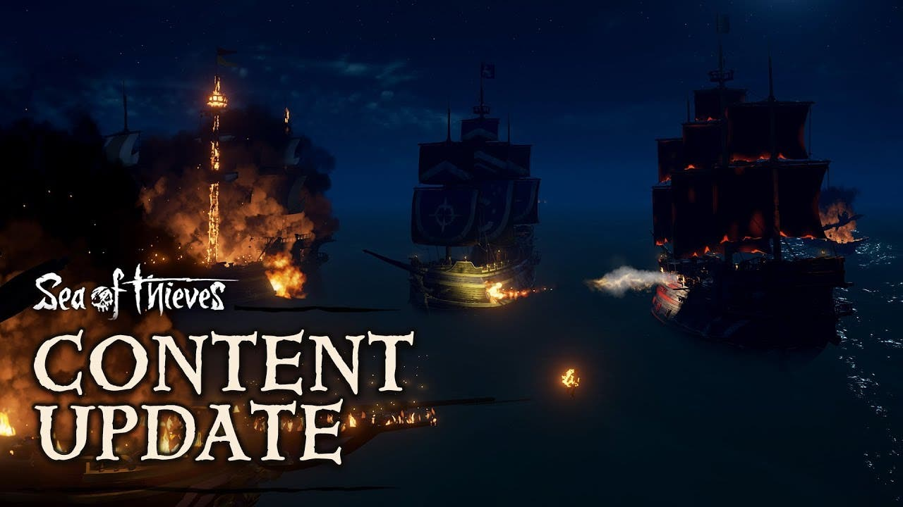 sea of thieves drops free conten