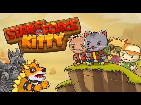 strike force kitty the hilarious