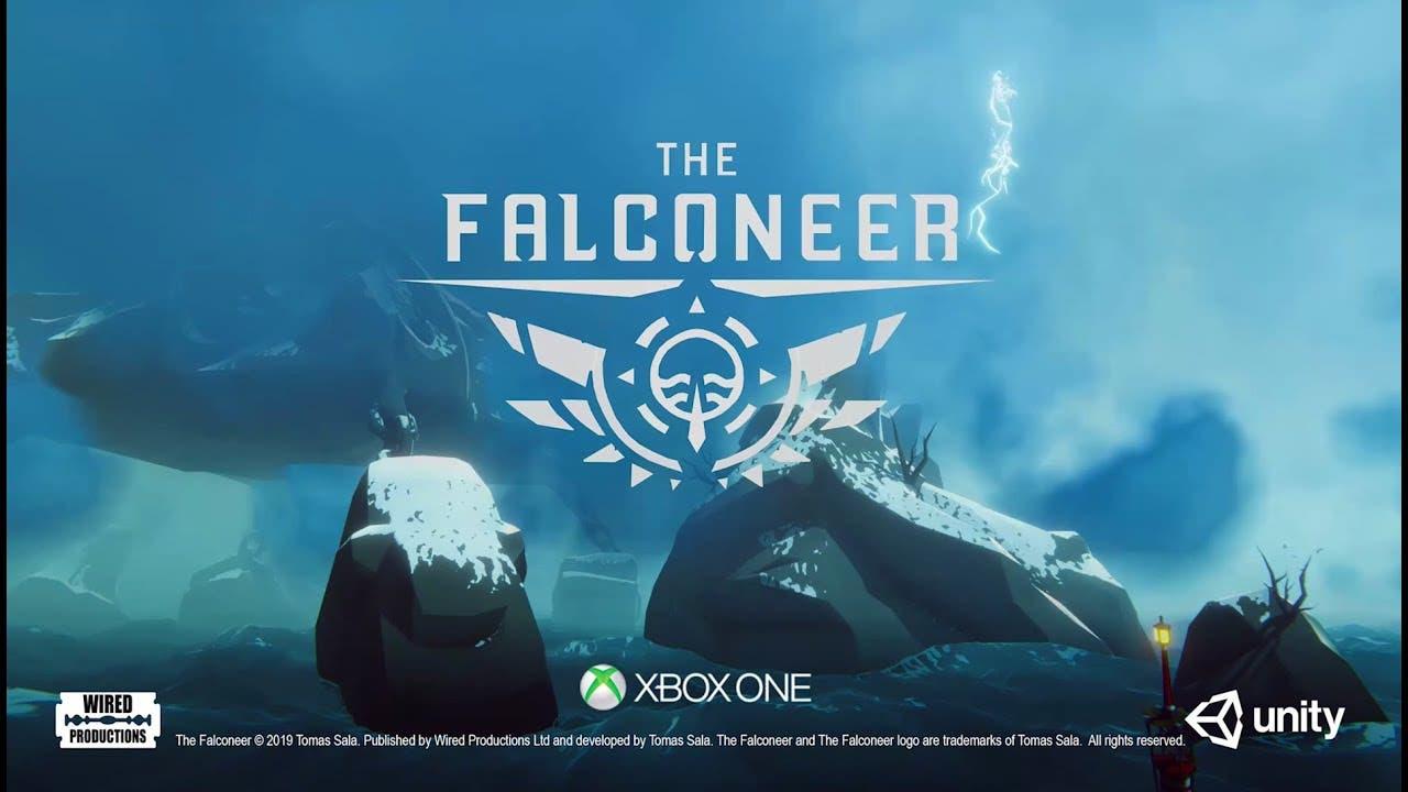 the falconeer the airborne ocean