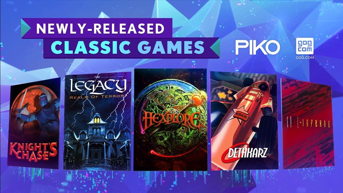 GOG PIKO classics