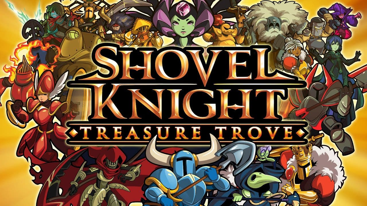 after six years the shovel knigh