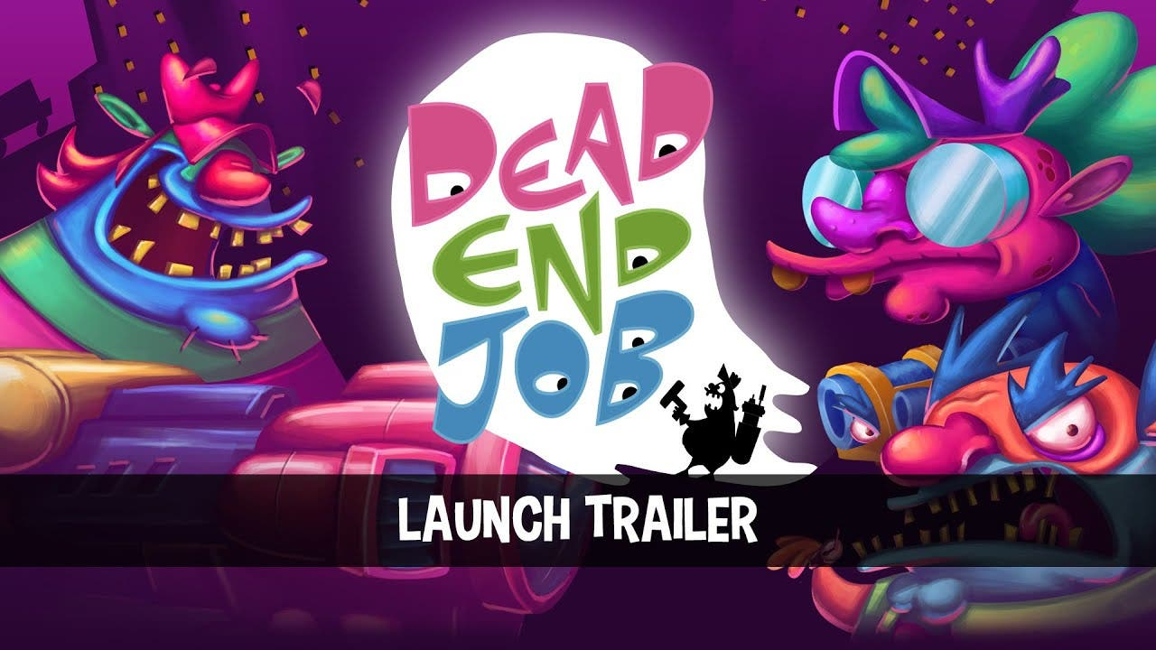 dead end job the ghost bustin tw