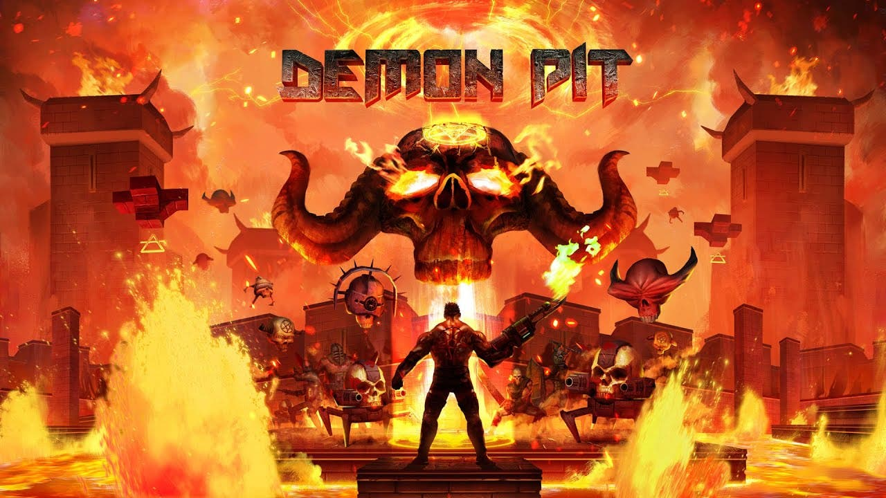 demon pit bursts out of hell on