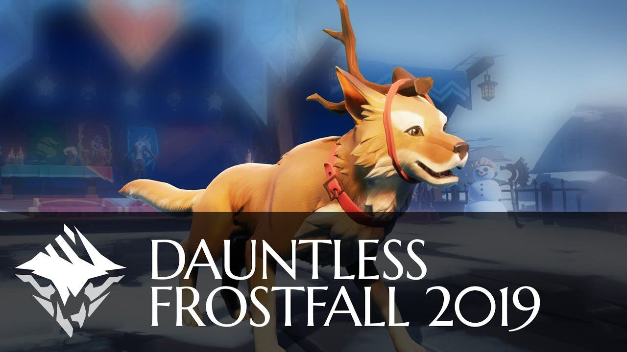 frostfall comes to dauntless tod
