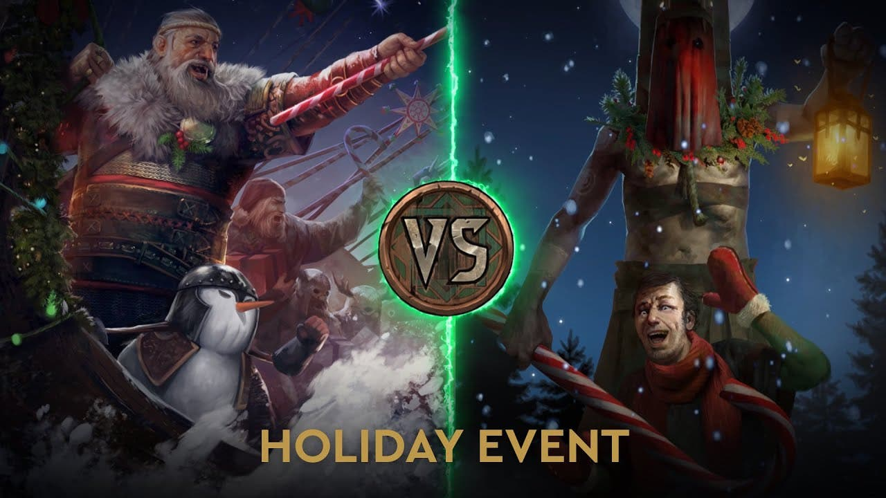 gwent winter holiday event begin