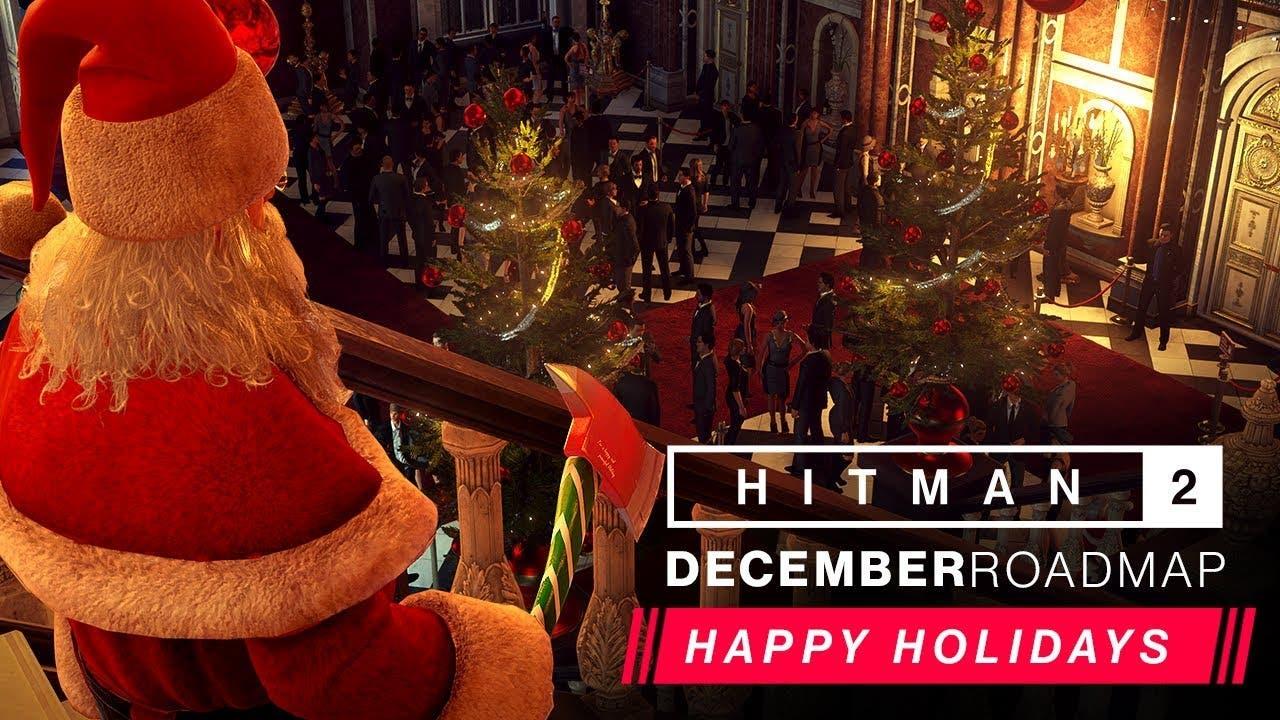 hitman 2 to host the return of h