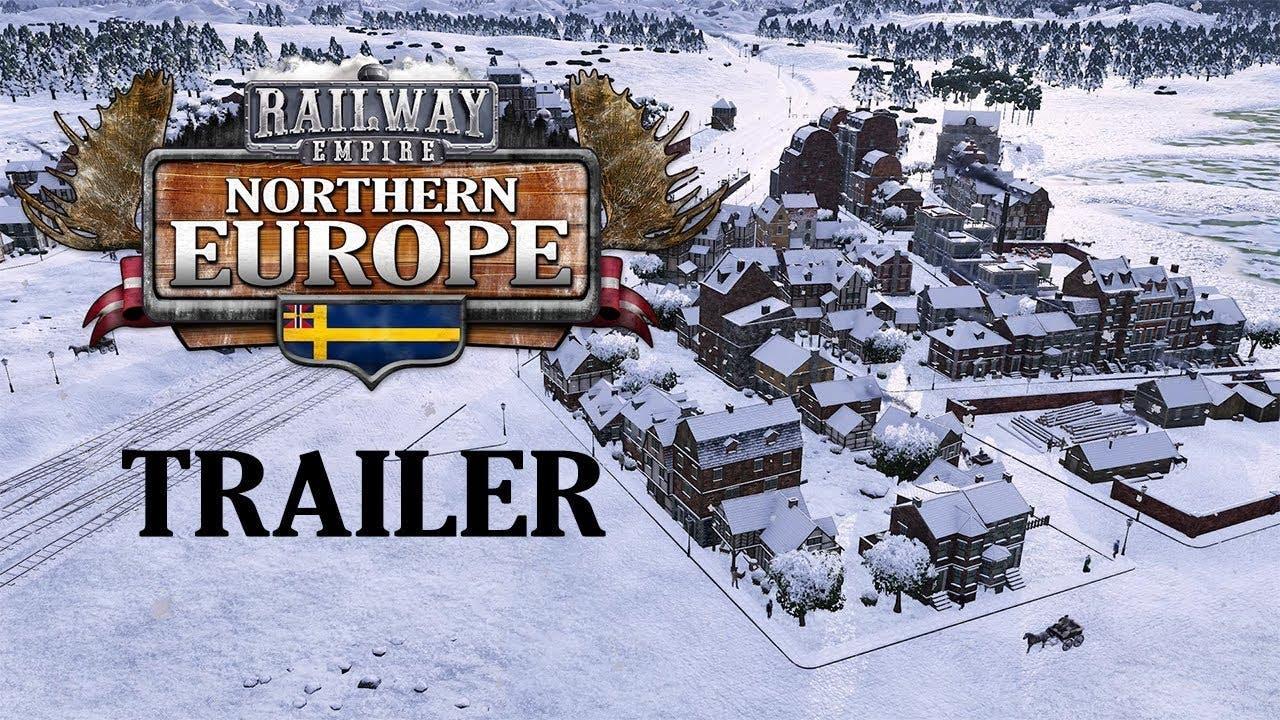 railway empire takes to the snow