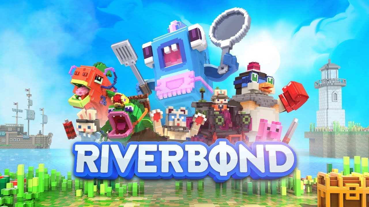 riverbond releases onto switch t