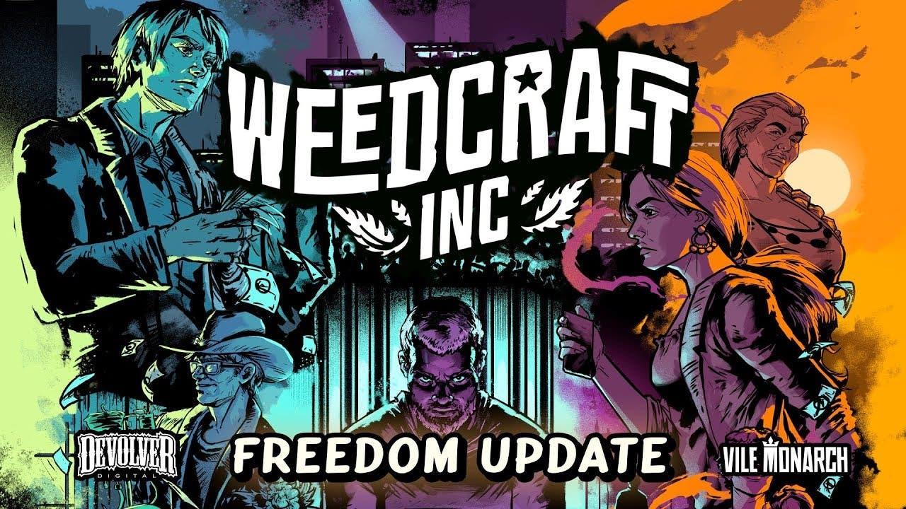 weedcraft inc freedom update bri