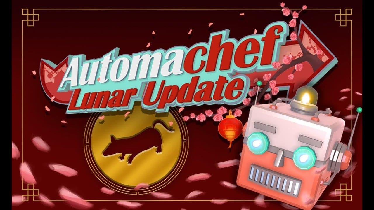 automachef celebrates the chines