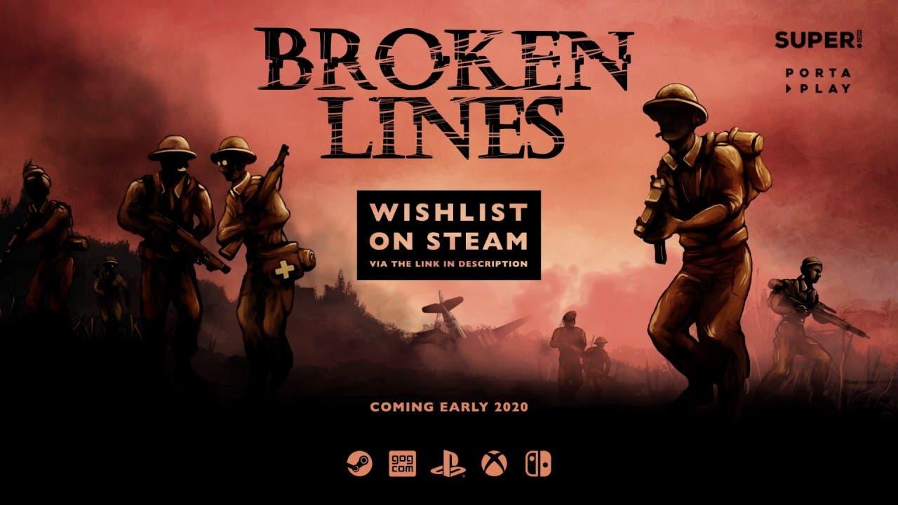 broken lines story trailer showc