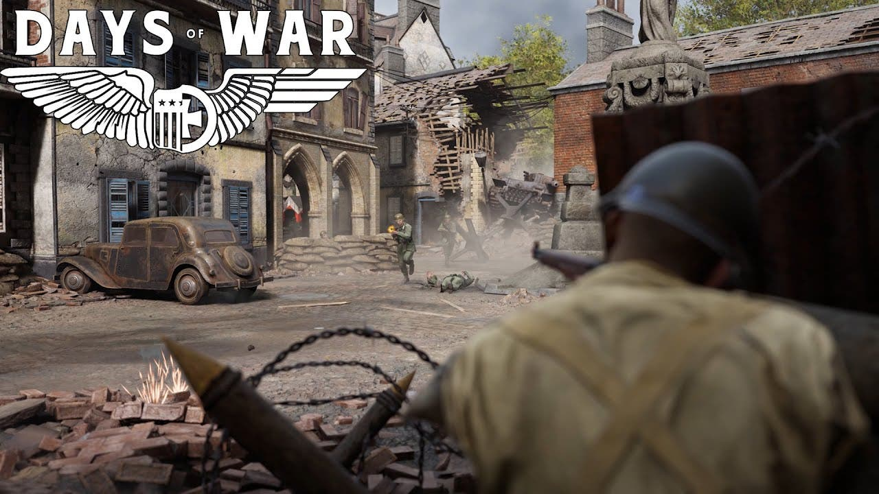 days of war the multiplayer worl
