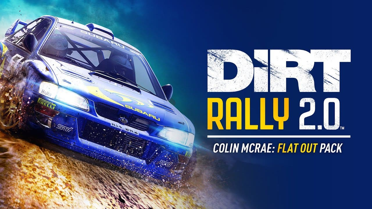 dirt rally 2 0 goes flat out wit