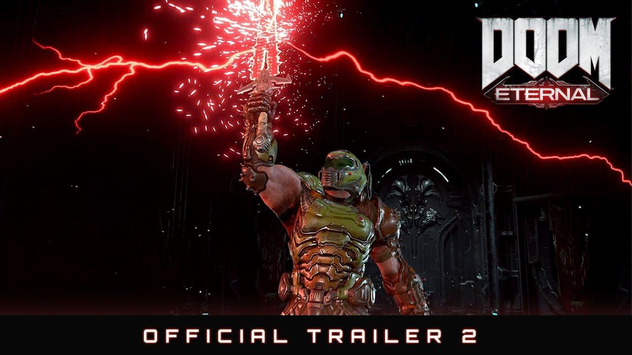 doom eternal official trailer 2