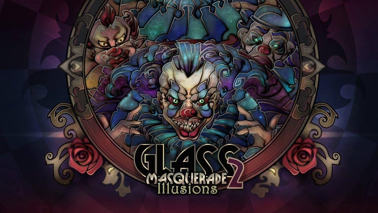 glass masquerade 2 illusions is