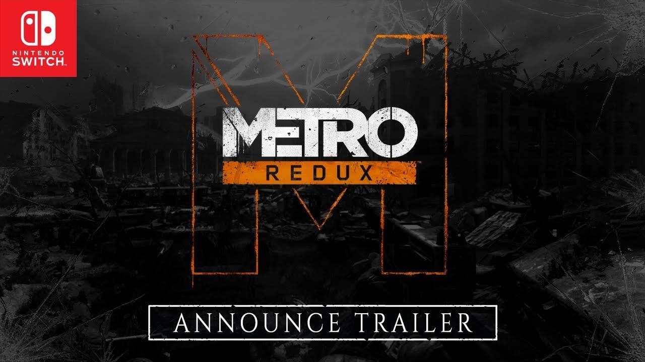 metro redux containing both metr