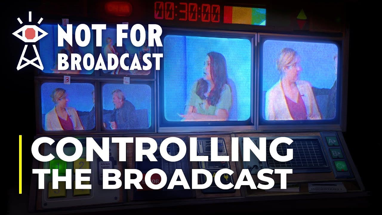not for broadcast the alternate