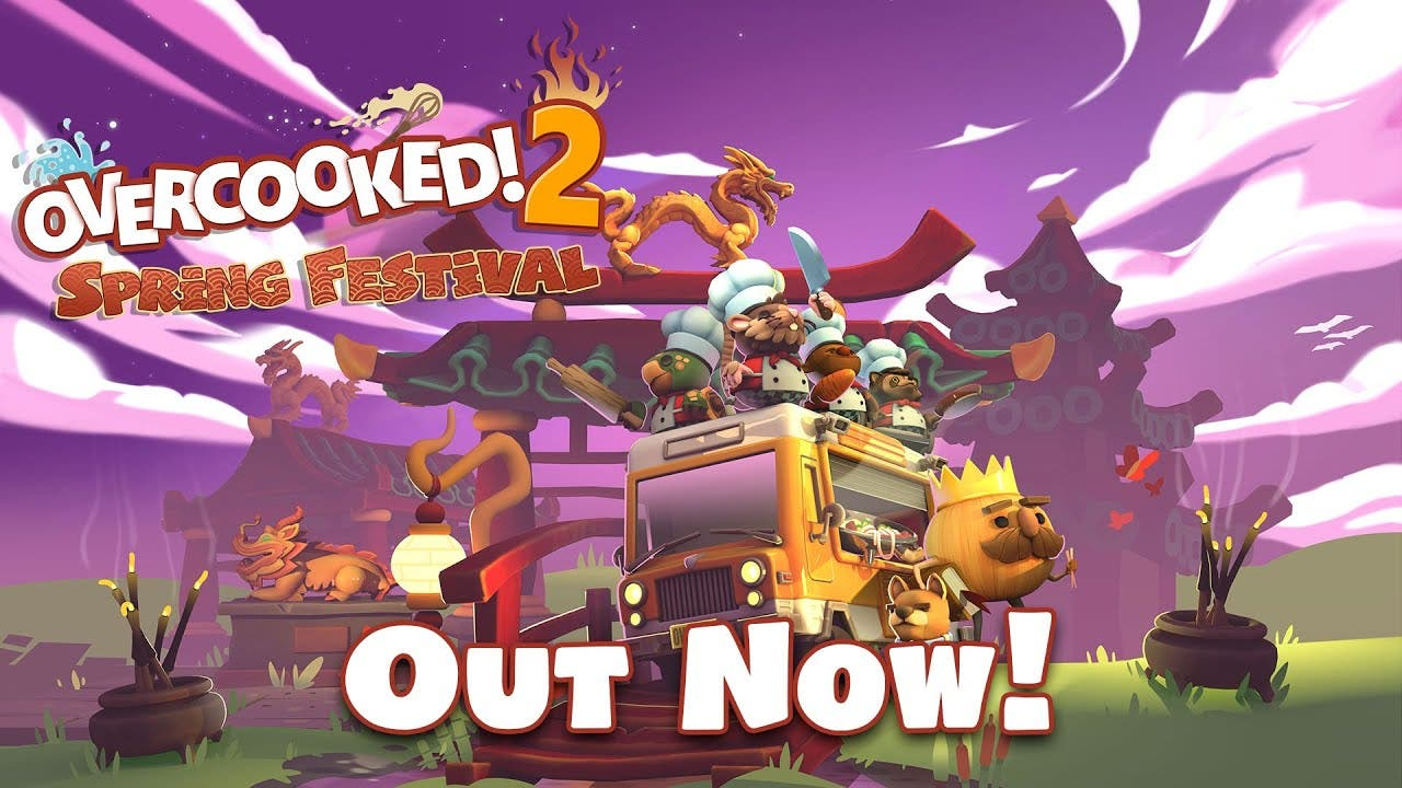 overcooked 2 celebrates the chin