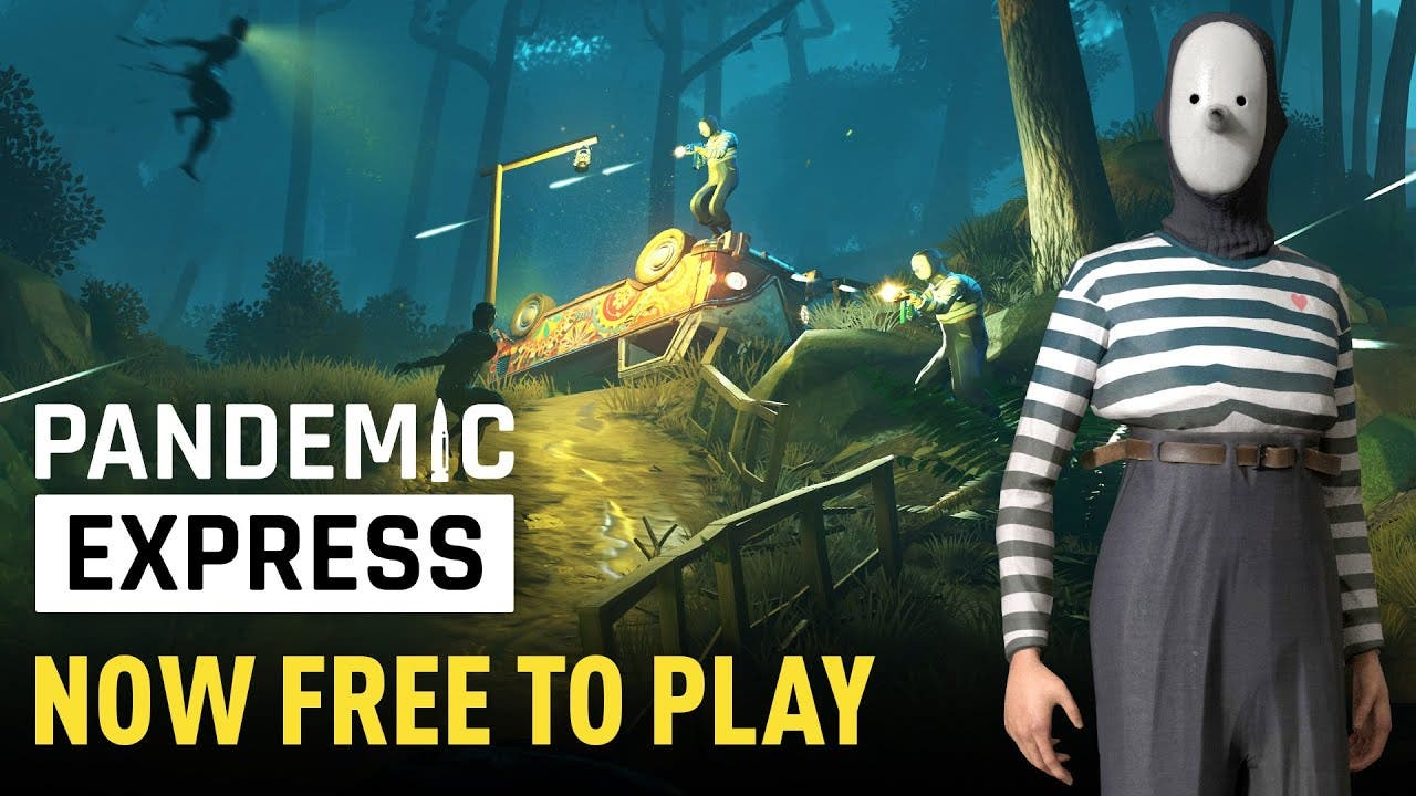 pandemic express zombie escape t