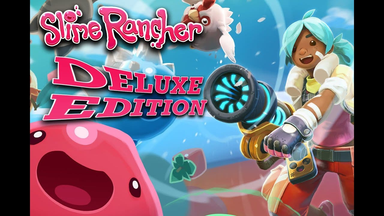slime rancher deluxe edition ann