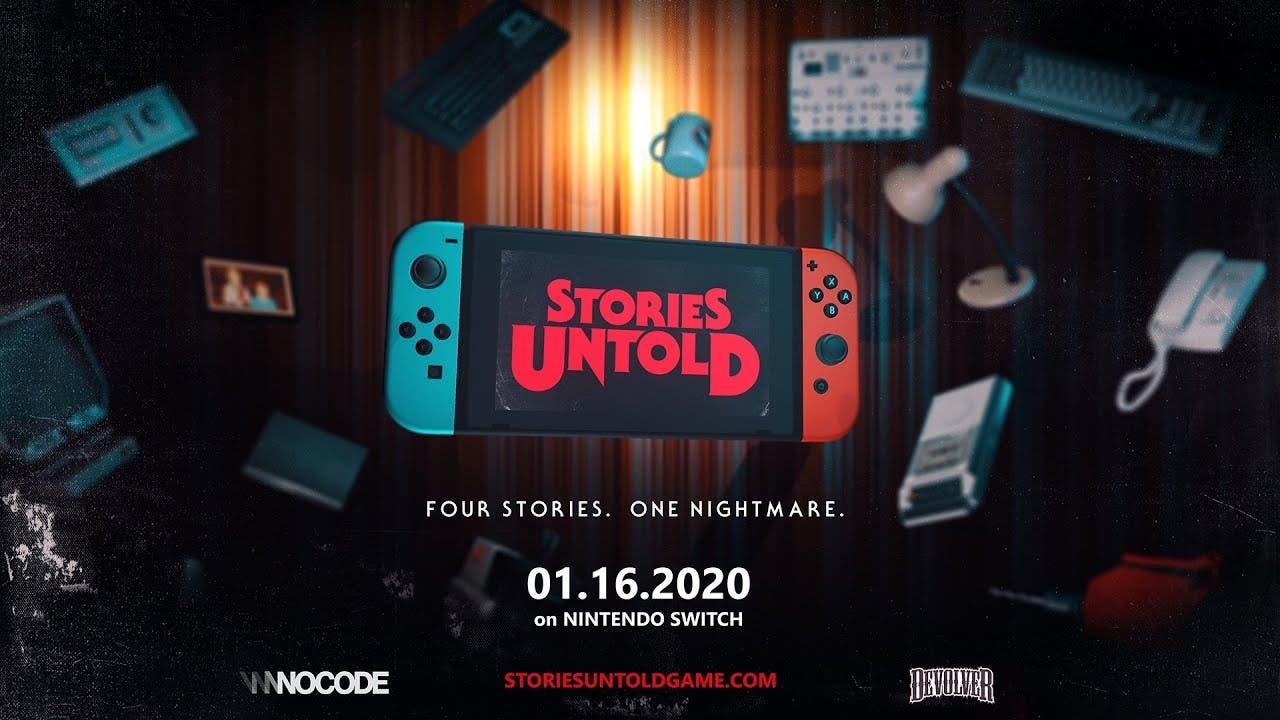 stories untold from no code is c