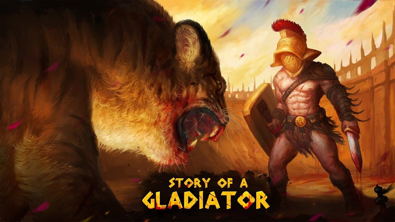 story of a gladiators colosseum