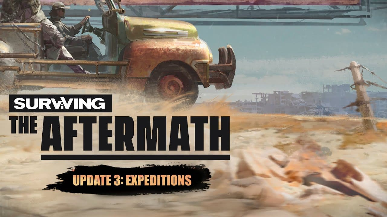 surviving the aftermath receives