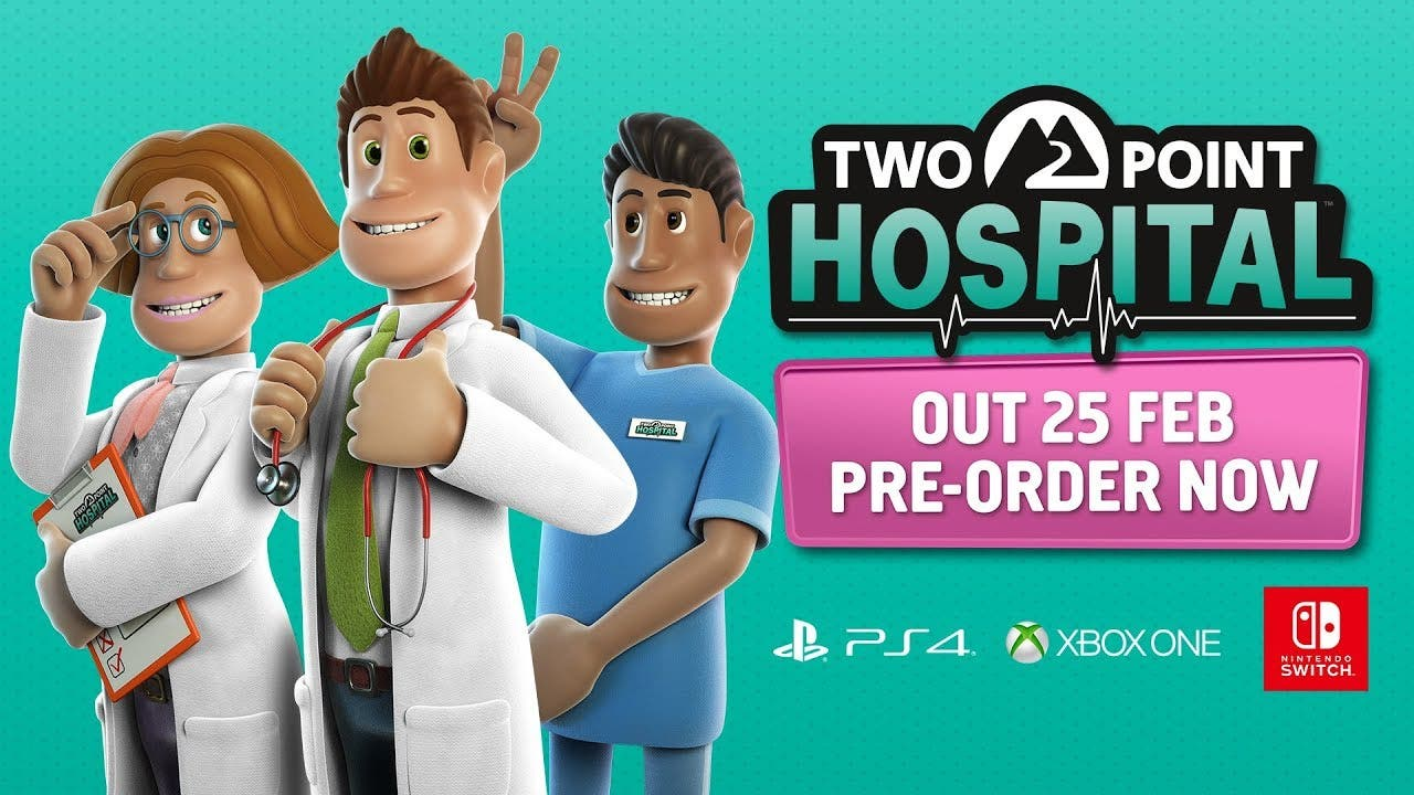watch two point hospital being p