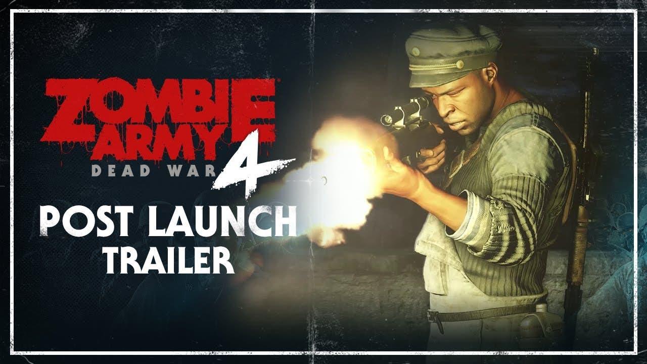 zombie army 4 dead war trailer t